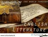 Grade 10-11 (O/L) English Literature @ Dehiwala
