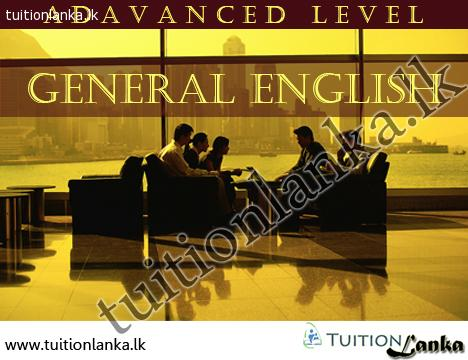 A/L General English @ Gampaha