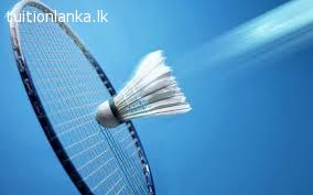 Badminton Coaching @ Ethul Kotte