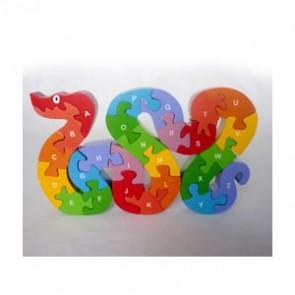 Letter Snake