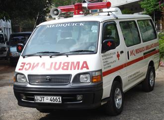 Mediquick Ambulance Service