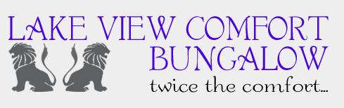 Lake View Comfort Bungalow