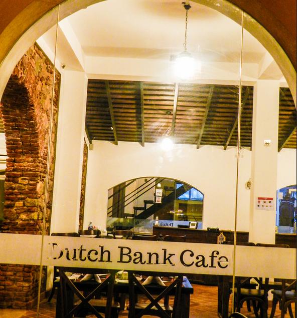 Dutch Bank Cafe