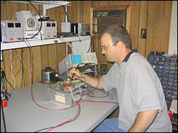 Electronic instalation
