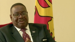 Malawi's President Mutharika 'ashamed of albino attacks'