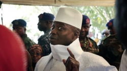 Senegalese, Nigerian Troops at Gambia Border, Vowing to Enforce Election Result