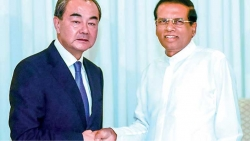 Sirisena thanks China; says goodwill measures bring the two countries together