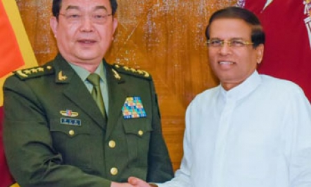 SL will sign several agreements with China: President