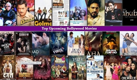 Upcoming movies: Bollywood films, hindi new releases