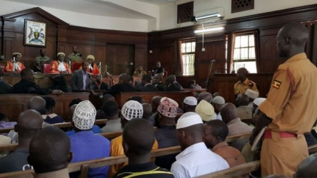 Uganda witness for Muslim cleric murder 'castrated'