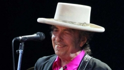 Bob Dylan confirms non-attendance at Nobel Prize ceremony