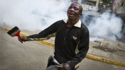 Kenya police accused of 'gruesome violence' in Nairobi