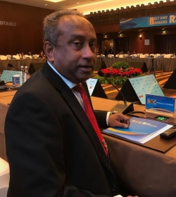 "BOC Represents Sri Lanka at the ""Belt and Road Bankers Roundtable"""