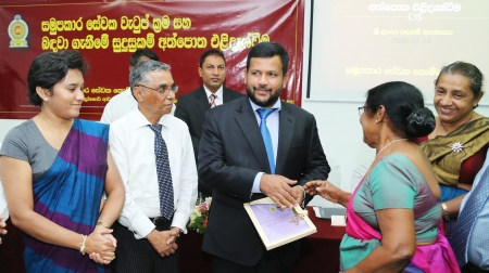 Christmas dawns early for Lankan Coops