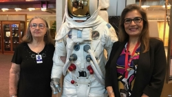From Humble Start, NASA Engineer Uplifts Herself and Others