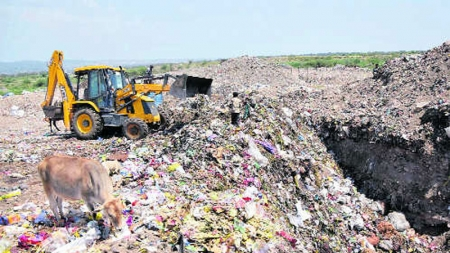 Garbage management made essential service
