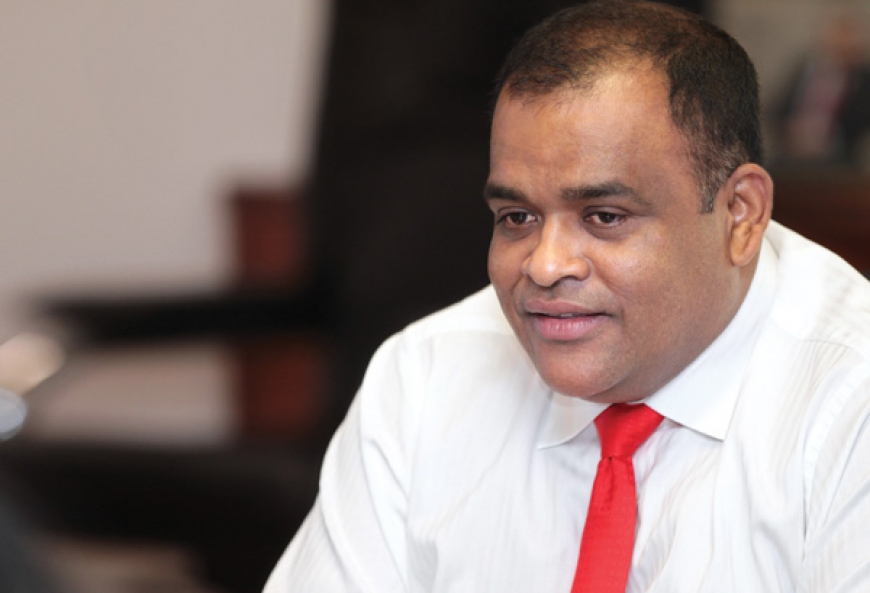 Businessman Dhammika Perera's influence in two banks revealed