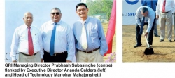 GRI lays foundation for $ 40 m next-generation tyre factory in Badalgama