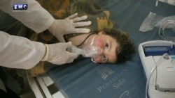 Syria 'chemical attack' down to Assad, US says