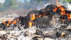Burning of polythene, plastics in open places to be banned