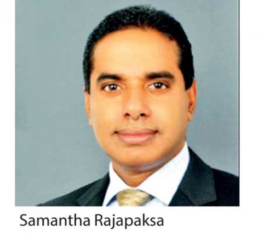 Samantha Rajapaksa appointed to BOC Board