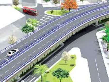 Three flyovers at Rajagiriya, Ganemulla and Polgahawela : Traffic congestion a thing of the past as work progresses rapidly