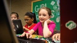 New Girl Scout Badges Focus on Cybercrime, Not Cookie Sales