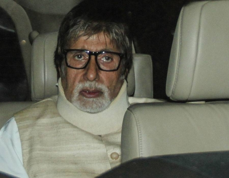 Amitabh Bachchan shares a heart-wrenching message after Aishwarya Rai Bachchan's father's demise