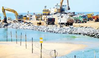 Colombo Financial City Project: NO IMPACT ON FISHERIES INDUSTRY: NARA