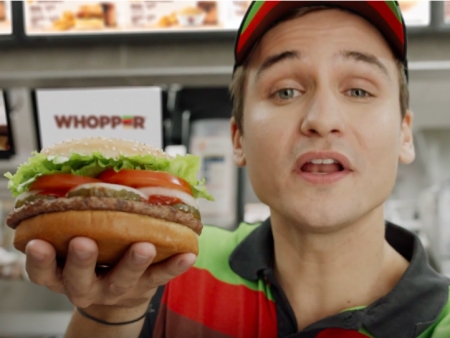 Burger King TV Ad for Whopper Triggers Google Home Devices