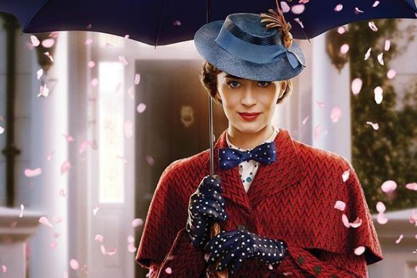 Mary Poppines Returns