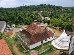 Devinuwara Wevurukannala Temple
