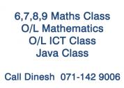 10 - 11 Maths Class