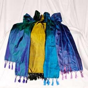 100% Hand Woven Pure Silk Shawl