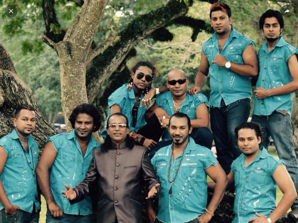 Weraliyadde SHARP Musical Band