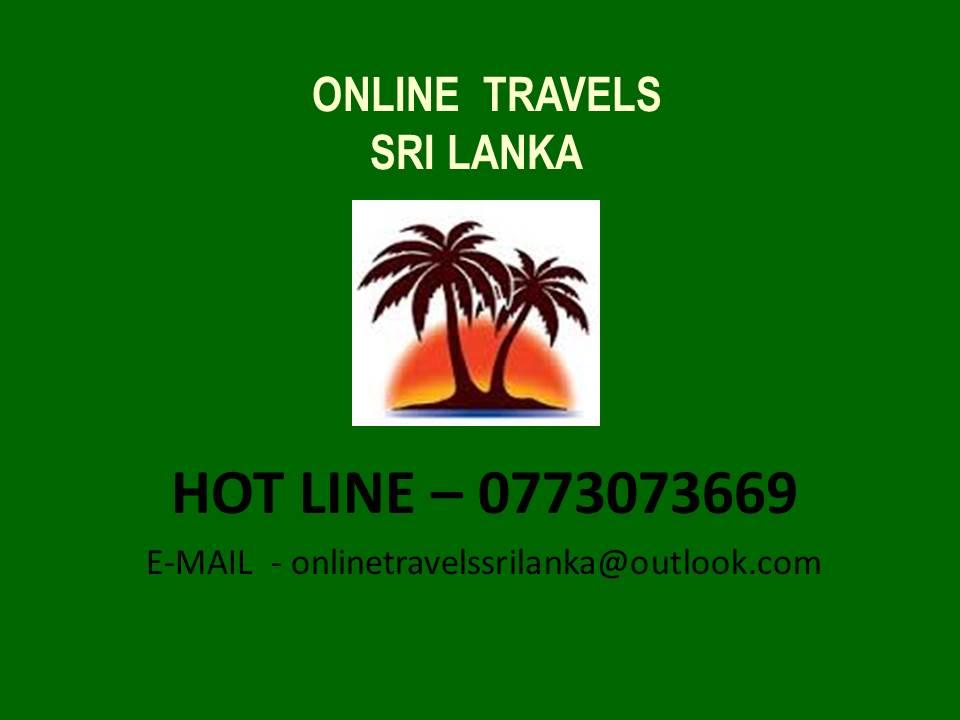 ONLINE TRAVELS SRI LANKA LIMITED