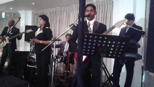 Allegro live Music Band
