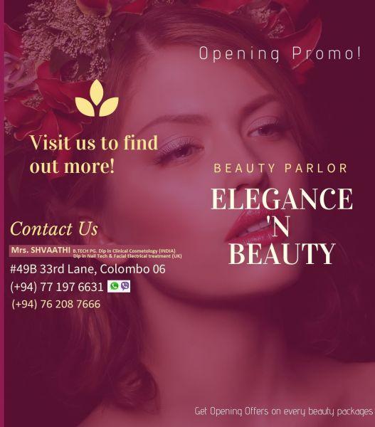 Elegance 'n Beauty Parlour & Academy