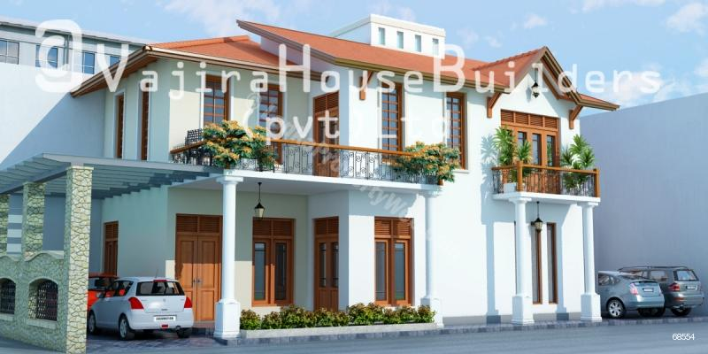 Vajira house builders for Vajira house style