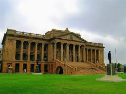 The Old Parliament Building
