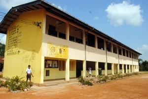Nugawela Central College