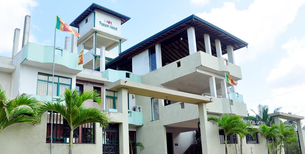 Night Station Hotel