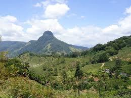 Hunnasgiriya Mountain