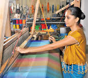 Sri Lankan Handloom Textiles