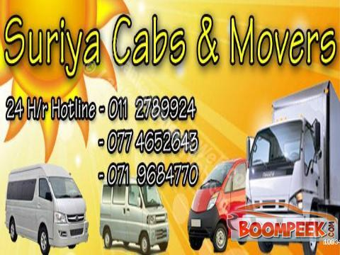 Suriya Movers & Cabs (pvt) Ltd