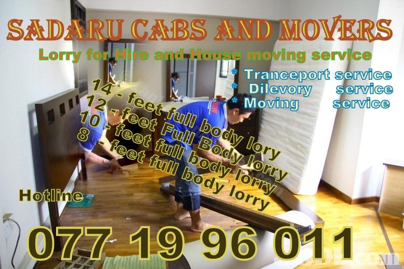 Sandaru Movers and Cabs