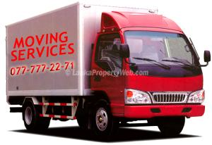 Movers and lorry hiring