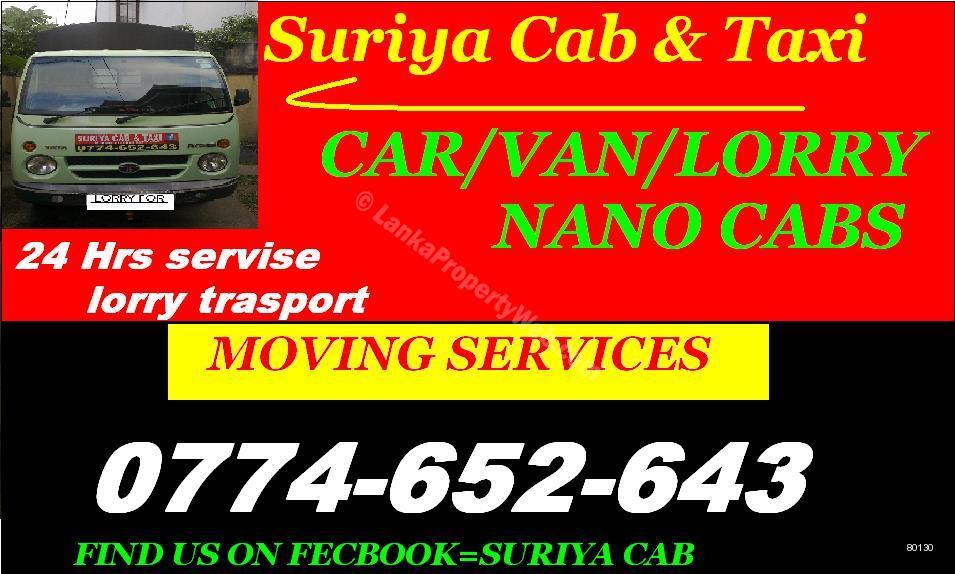 Suriya Cabs