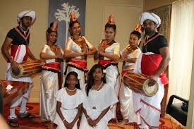 Chandana Wickramasinghe & the Dancers Guild