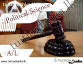 2016 A/L Political Science Theory @ Vision, Badulla